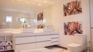 Bathroom Vanities Colours